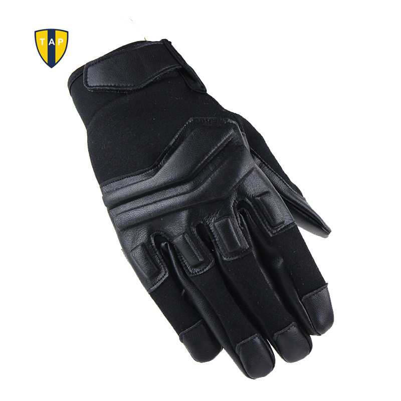 Motorcycle Racing Gloves Tactical Motor Sports Military Army Leather - Sportswear and Accessories - Photo 1