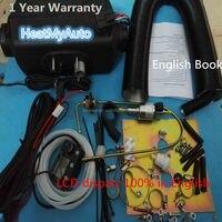 2 KW 24 V air heater for diesel Truck Boat Van RV Motor home & Camper Snugger, Webasto diesel heater (Not original).