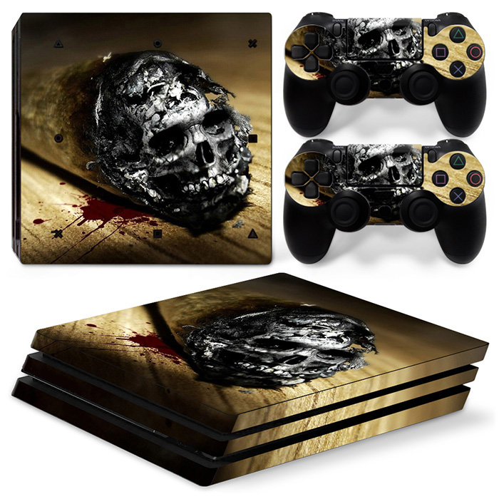 Vinyl Decal Cover Skin Sticker for Sony playstation 4 PS4 Pro