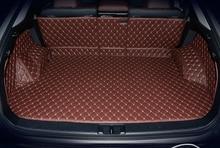 Gute qualität! spezielle kofferraum-matten für Neue Lexus RX 2016 tragen-widerwasserdichte boot teppiche liner für RX 2017, Freies verschiffen