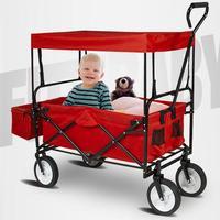 2017 горячие путешествия Детские коляски большой Ёмкость близнецы коляска расширить Портативный детские дети корзину детский сад Складные 4