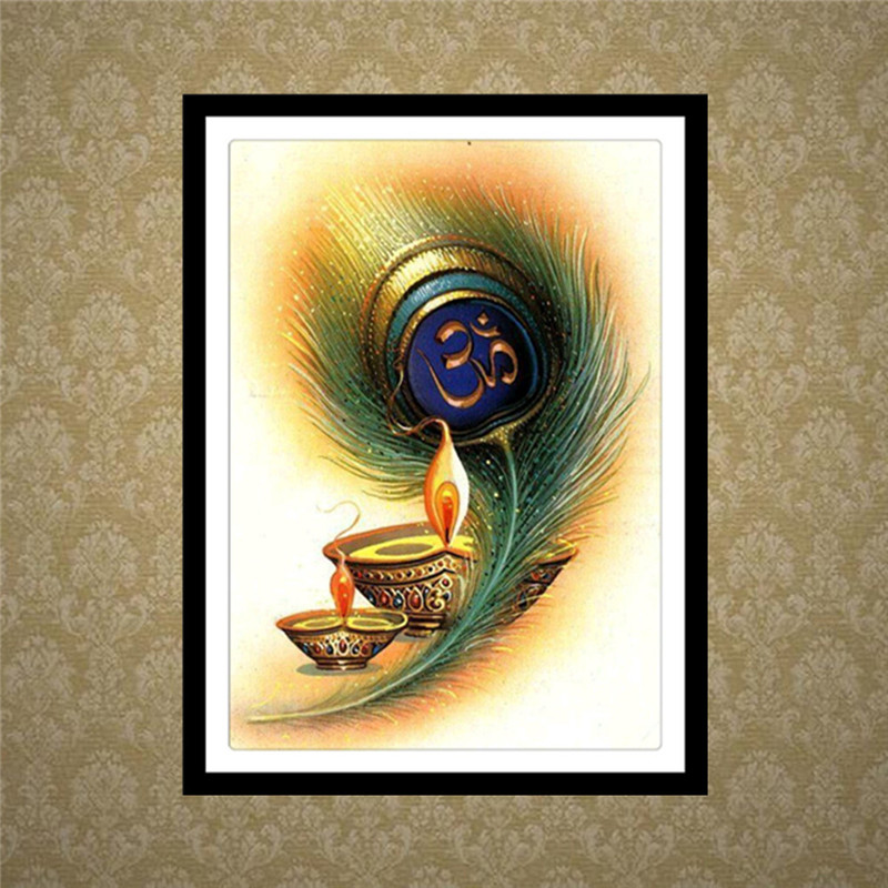Full round diamond cross stitch Greek oil painting lamp full round diamond painting DIY 5D diamond mosaic in Diamond Painting Cross Stitch from Home Garden