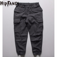 2017 Newest Dry Men S Pants Pocket Full Length Men Hip Hop Streetwear Joggers Pants Plus