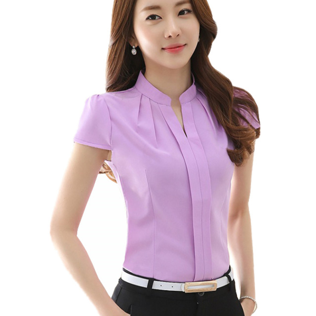 Free shipping and returns on Women's Shirts & Blouses Work Clothing at tubidyindir.ga