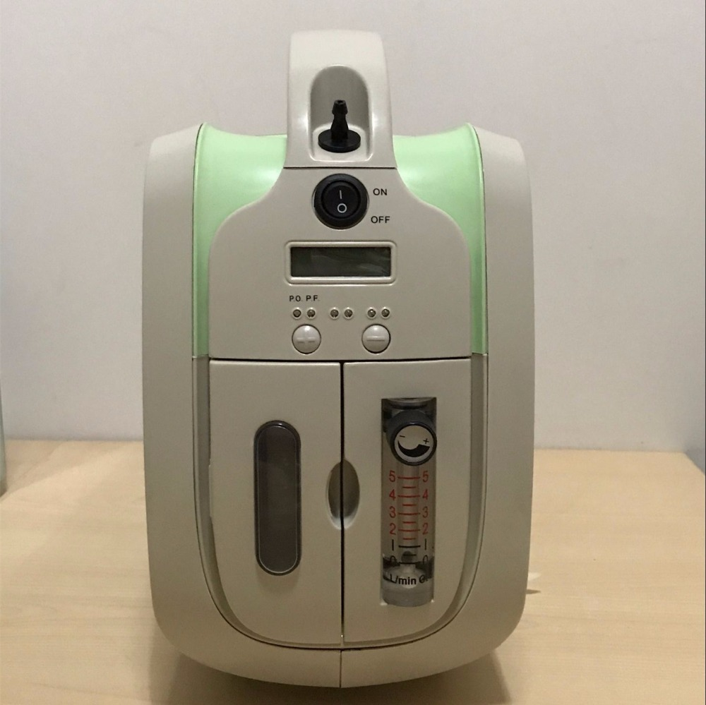 Multi-functional Cosmetic Oxygen Concentrator Beauty Use Skin Spa <font><b>O2</b></font> <font><b>Generator</b></font> Bar Remove Wrinkle Fine Lines Enhance Elasticity image