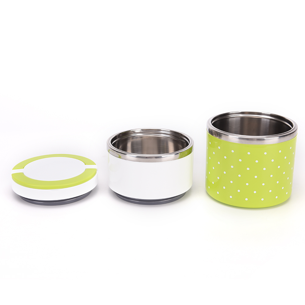 JETTING Bento Box Stainless Steel Lunch Boxs Container