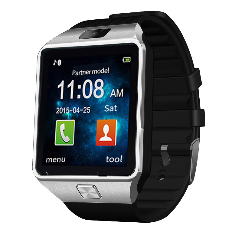 Brand LED Electronic intelligent Wristwatch Waterproof Sport Gold font b Smart b font font b Watch