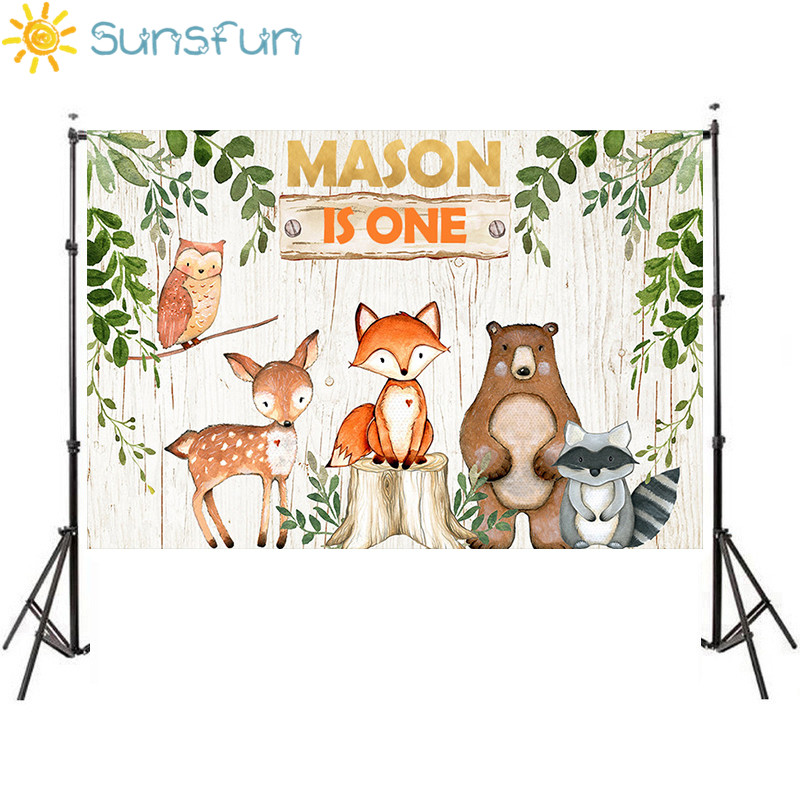 Photo Studio Humorous Neoback Farm Birthdaty Party Backdrop Barn Animals Girls Party Dessert Table Decorations Props Photography Background Consumer Electronics