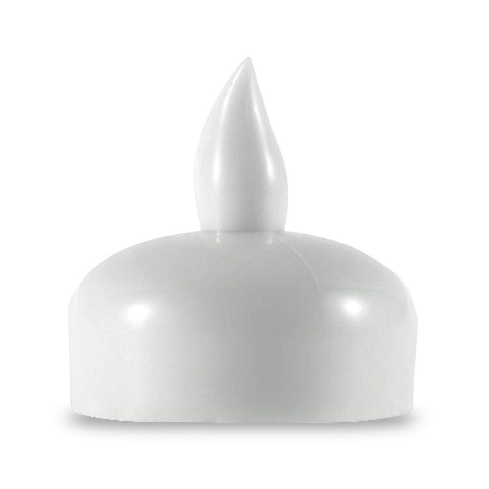 1 шт., Креативный светодиодный светильник для чая с датчиком воды, Электронный светильник для бездымного мерцания свечей, лучший подарок, лампа для свечей