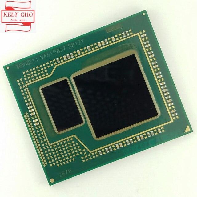 100% اختبار جيد جدا المنتج I7 4980HQ SR1ZY reball بغا الرقاقات