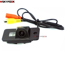 Für SONY/CCD HD Auto-hintere Ansicht Backup Kamera für 02-11 Audi A4 (B6/ b7/B8) kamera Dynamische Flugbahn
