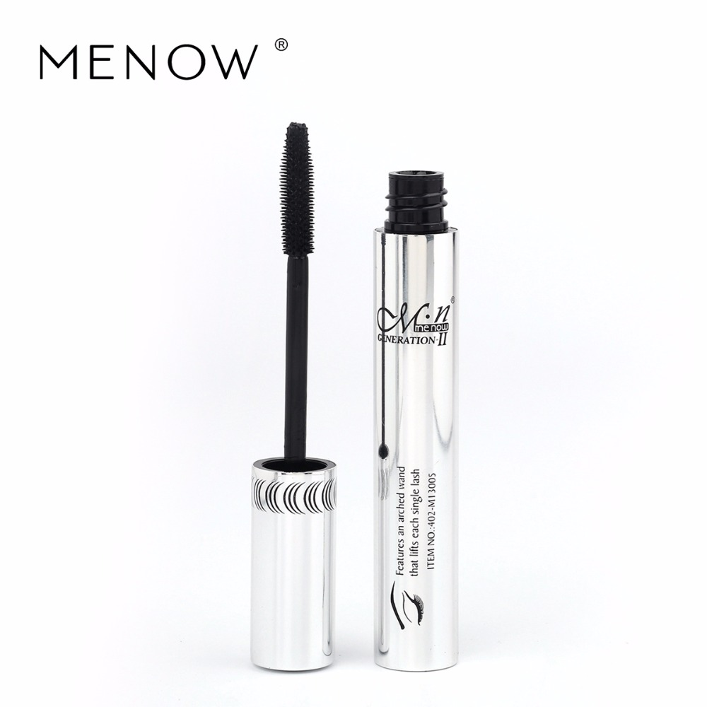 Menow Brand Makeup Curling Thick Mascara Volume Express False Eyelashes Make up Waterproof Cosmetics Eyes M13005