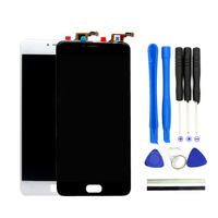 100 New LCD Display Touch Screen Digitizer Assembly 5 5 Inch For Meizu M3 Note L681H