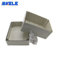Waterproof Electrical Box ABS DIY Plastic Electronic Project Box Junction Box Electrical Enclosures 150*200*130MM