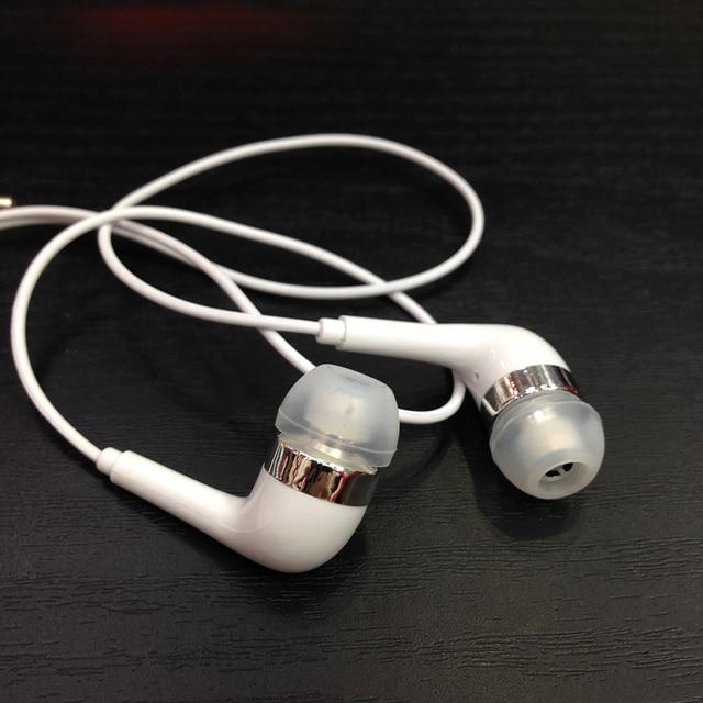 écouteur avec microphone intégré 3.5mm In-Ear