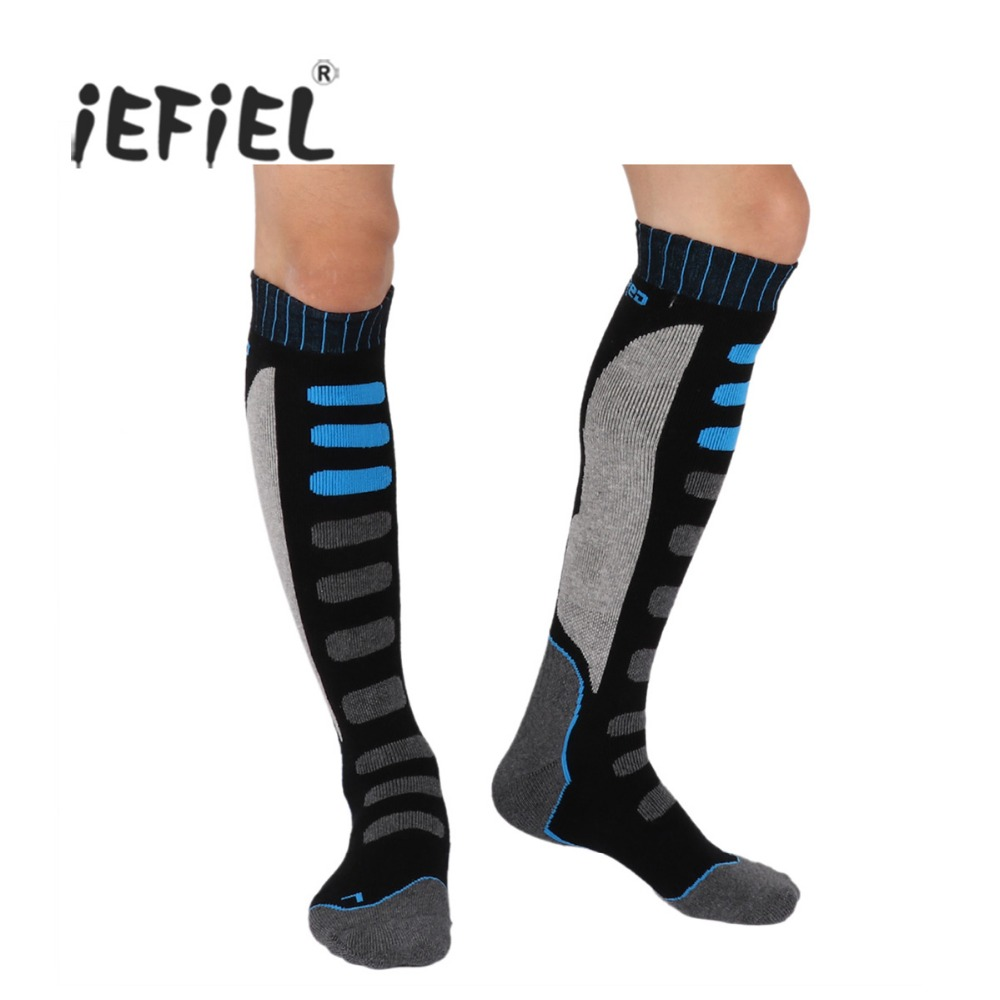 Knee-high Extra Warm Long Hose High Performance Thermal Comfortable Hot Socks Outfit Trekking Winter Autumn Warm Socks