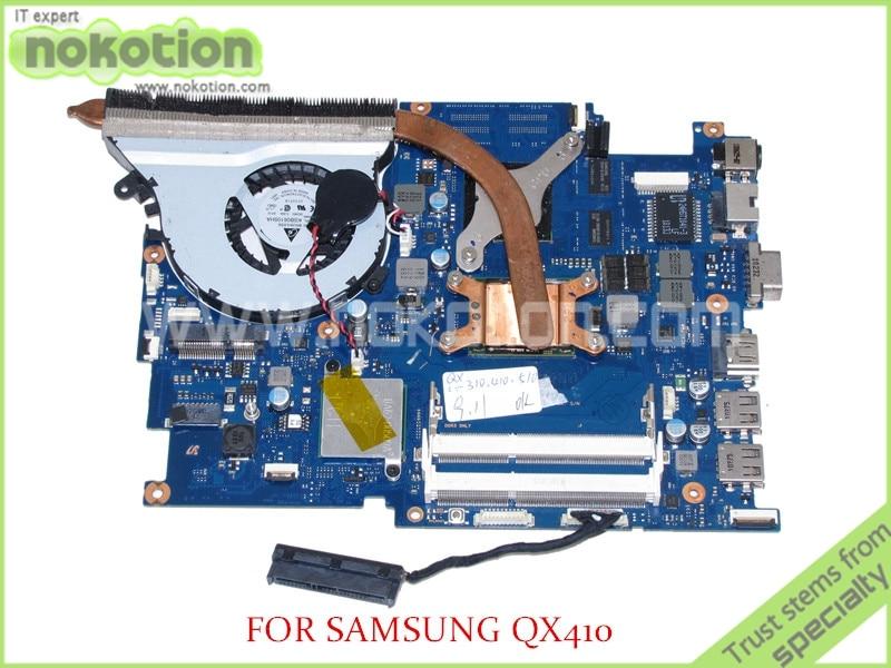 Здесь продается  NOKOTION BA92-06960B BA92-06960A For samsung QX410 QX510 laptop motherboard DDR3 graphics  Компьютер & сеть