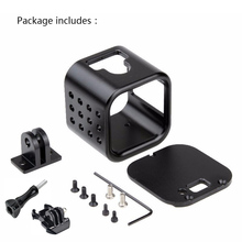 For Go pro Aluminum Alloy Protective Frame Case Housing Border Cage Mount For Gopro Hero 5/4 session Action Camera Accessories