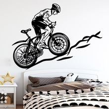 Luxuriant by bike Home Decor Modern Acrylic Decoration For Living Room Bedroom Decal Mural