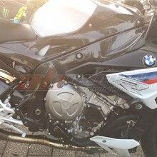 Каркасные Чехлы для BMW S1000R полностью из углеродного волокна,, саржа