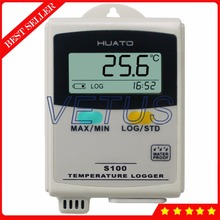 Cheap price S100-TH+ USB Temperature Humidity Datalogger with Data Recording Logger Meter LCD Display Thermometer Hygrometer PC Connecting