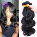 4 Bundles Brazilian Virgin Hair Body Wave Grace Hair Company Unprocessed Brazilian Body Wave Human Hair Peerless Virgin Hair