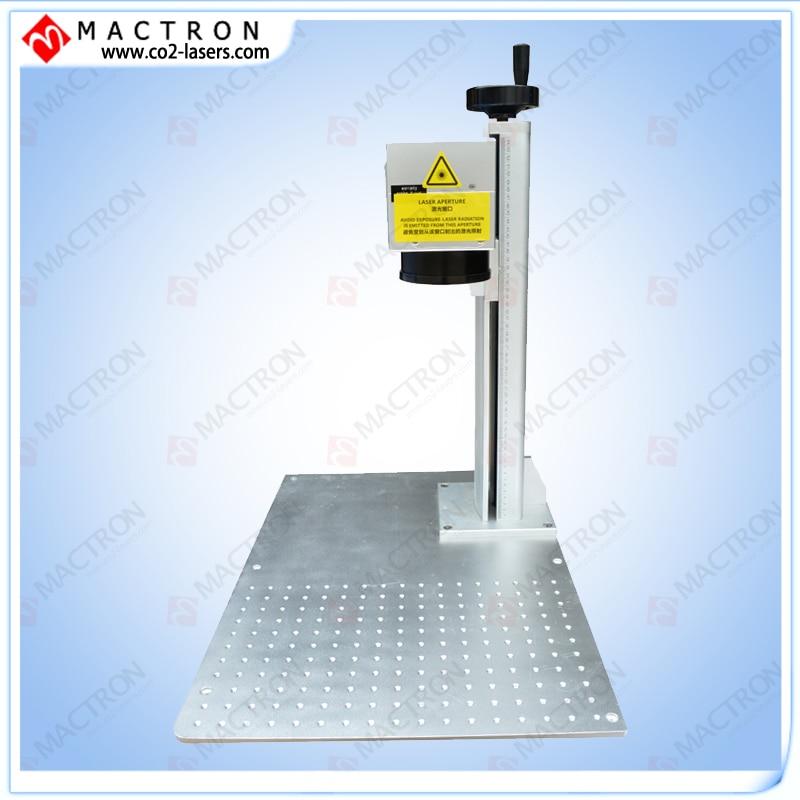 Máquina de marcador láser de fibra de escritorio de fábrica 20w, - Maquinaría para carpintería - foto 5