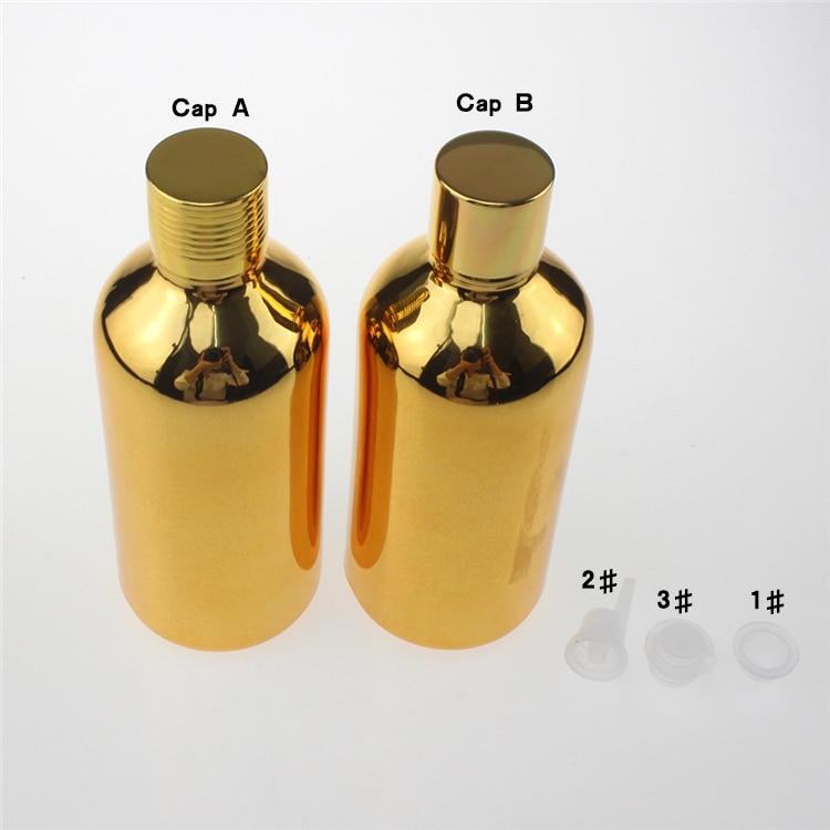ขายร้อน 100 ชิ้นคุณภาพสูง 100 มิลลิลิตรขวดแก้วน้ำมันหอมระเหยที่มีฝาอลูมิเนียม, 100 มิลลิลิตรขวดแก้วน้ำมันหอมระเหยขายส่ง