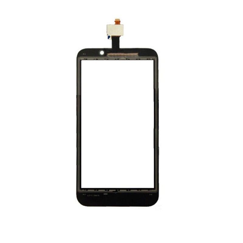 100% Test Noir Pour HTC Desire 320 D320 Avant Écran Tactile Digitizer Panneau Verre Remplacement Du Capteur