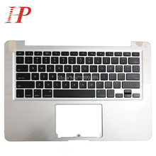 Original Wrist Rest Palmrest Cover For Macbook Pro 13 A1278 MB466 MB467 Top Case With Keyboard