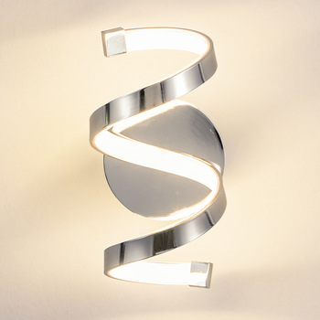 Modern Nordic Metal Indoor Led Wall Lamp Rose Chrome Bedroom Bedside Stair Hotel Warm White Light Sconce Wall Mounted Wall Light modern wall sconce wood acrylic led wall light bedroom bedside lamp reading lamp round shape warm white led bedroom lighitng