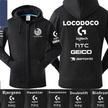 S6 LOL Bjergsen Doublelift TSM Team Solo Mid font b Hoodies b font Sweatshirt Unisex fleece