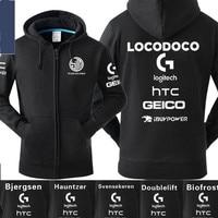 S6 LOL Bjergsen Doublelift TSM Team Solo Mid Hoodies Sweatshirt Unisex fleece Jacket Hoodie Cosplay Hoodies for men women