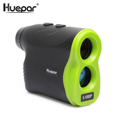 Huepar 1000m Telescope Laser Rangefinder Laser Distance Meter Golf Hunting laser Range Finder Tape Measure Roulette Sports