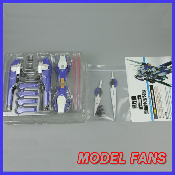 MODEL FANS IN-STOCK Avalanche Kits for Metal build mb gundam Exia figure toy for collection model fans in stock metalgearmodels metal build mb gundam oo raiser oor trans am system color action figure