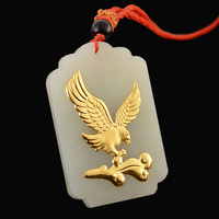 TJP Discount Hot Sales Good Quality Jade Pendants For Men Women Jewelry Necklaces Free Shipping