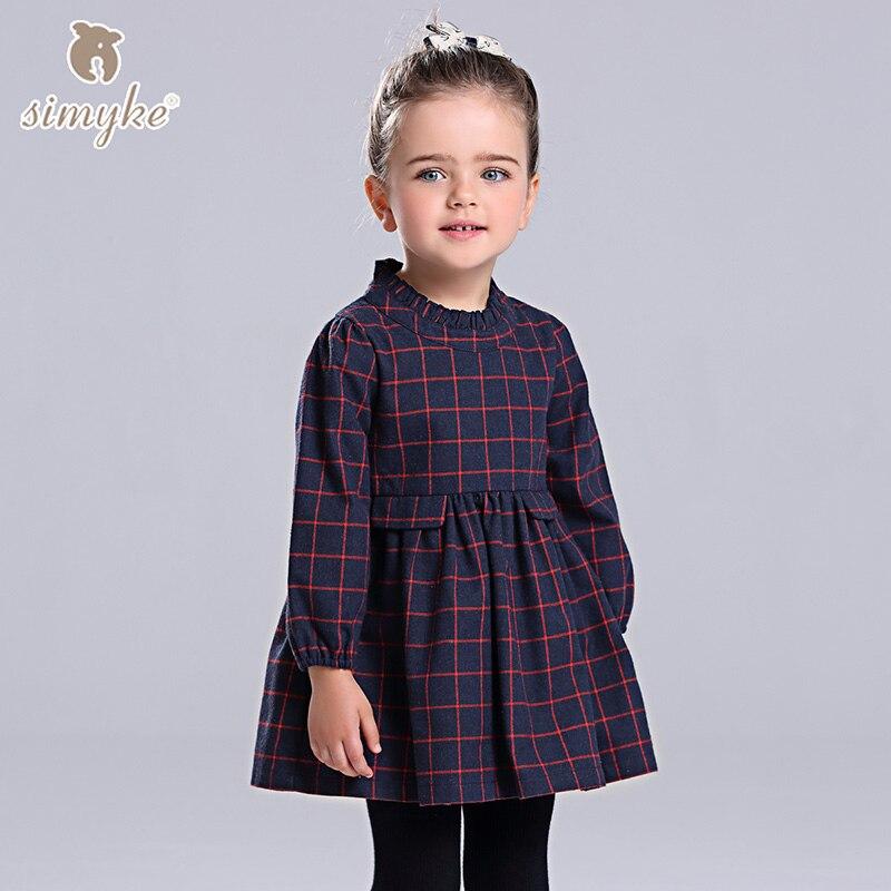 Платье для девочек Simyke 2017, D8218