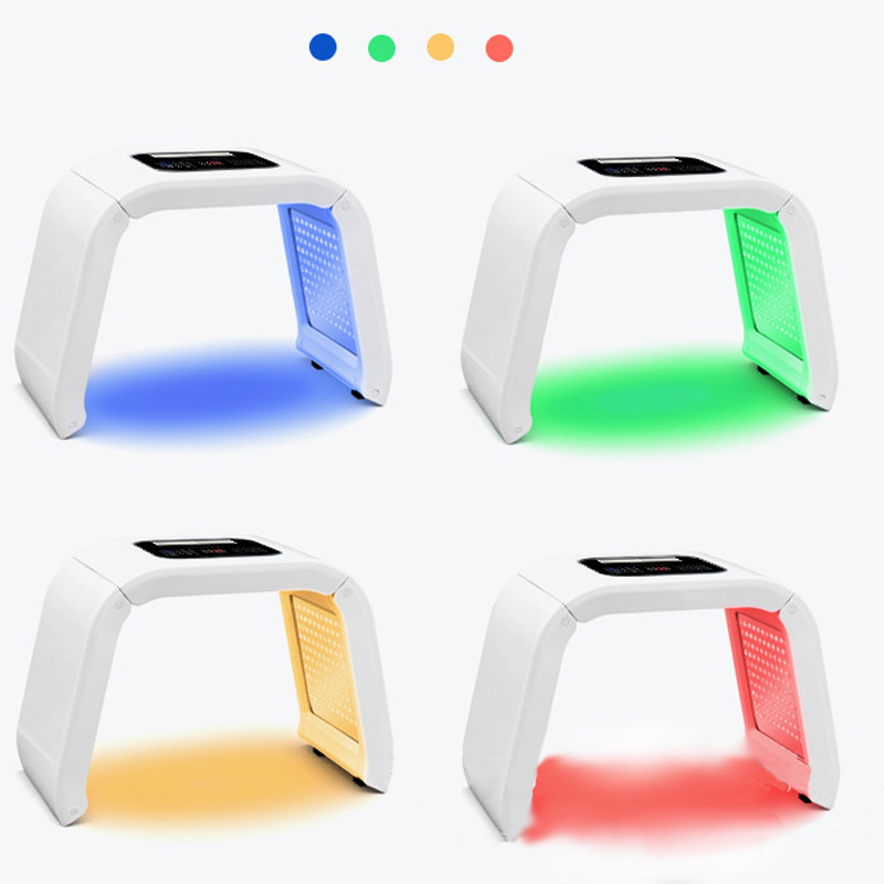 Led Facial 4/7 Colors  Mask Skin Care Rejuvenation Wrinkle Acne Removal Face Beauty Therapy InstrumentLed Facial 4/7 Colors  Mask Skin Care Rejuvenation Wrinkle Acne Removal Face Beauty Therapy Instrument