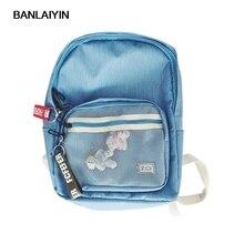 Большой Ёмкость элегантный дизайн унисекс, парусиновая путешествий повседневный рюкзак колледж школьные сумки для подростков мальчиков и девочек рюкзак Mochila