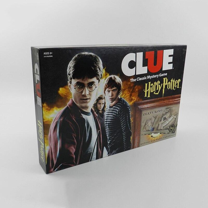 Nouveauté drôle indice Harri Potter édition loisirs divertissement famille interaction jeu de société - 2