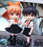 Vogue Emily Ryo Real Cloth Ver. GSC Nendoroid Action Figure Toys