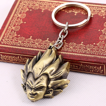Dragon Ball Character's Keychain