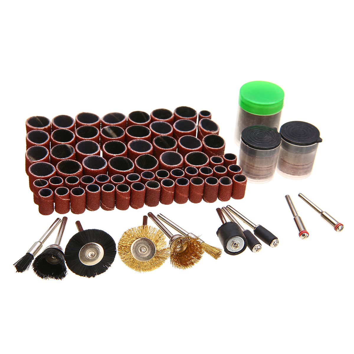 150Pcs Rotary Multi Tool Set Kit For Craftman Shank Grinding Polishing Accessories