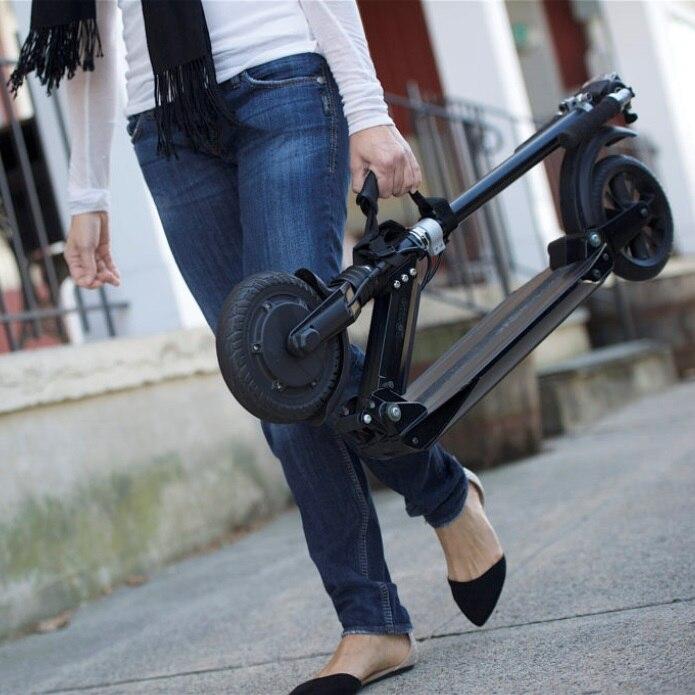 Prix pour Plus léger poids e-twow s2 etwow s2 électrique scooter pliant kick booster scooter hub moteur roue