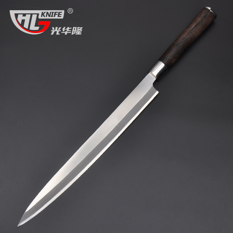 270mm stainless steel japanese kitchen knife sushi knife for Japanese fish knife