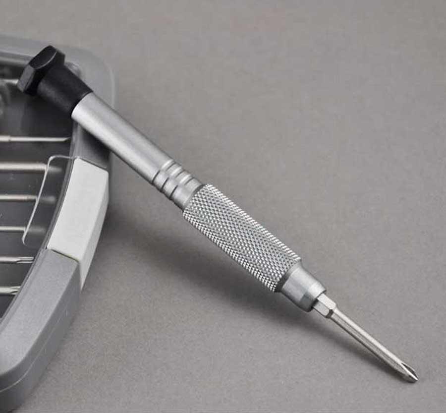 toolbox schroevendraaiers set voor telefoons en telecommunicatie, - Handgereedschap - Foto 6