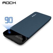 ROCK 10000mAh Power Bank for Xiaomi Portable External Batter