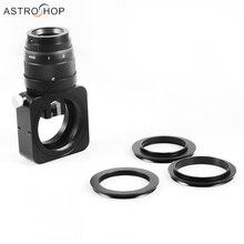 Off Axis Guider OAG distancia focal media larga mejorada y imagen de cielo profundo (negro)