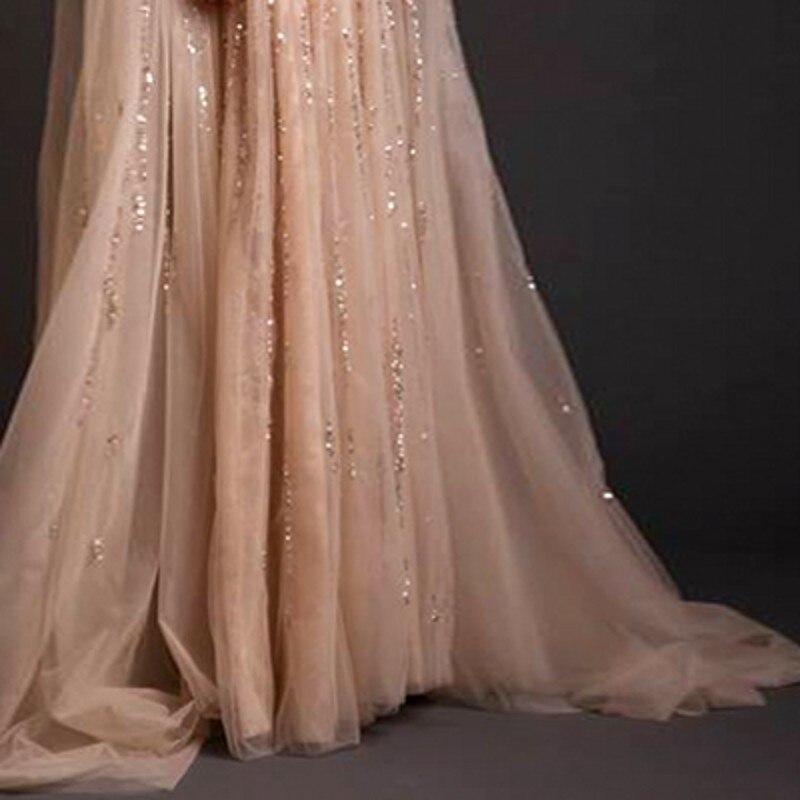 Lebanon Custom Amazing Prom Crystal Saudi Arabia Long Arabic Evening  Dresses 2016 Dubai Abaya Dress Kaftan Marocain Aramex-in Evening Dresses  from Weddings ... 4dd68478141a