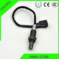 89465 52380 Oxygen Sensor For Toyota Yaris NCP90 NCP91 Vois Corolla 1NZFE 2NZFE 89465 52380 8946552380